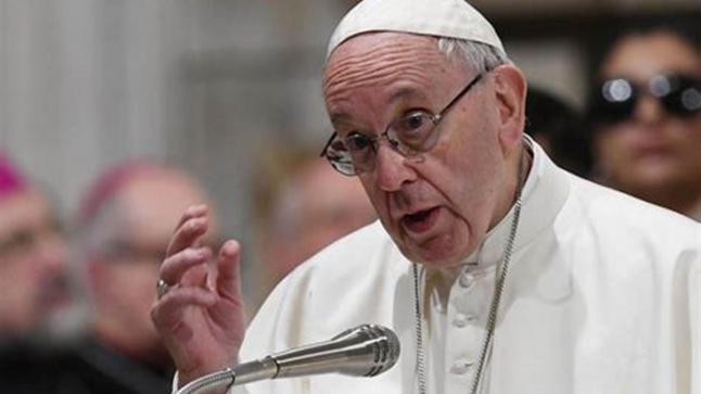 رسالة البابا فرنسيس بمناسبة اليوم العالمي التاسع والعشرين للمريض 2021