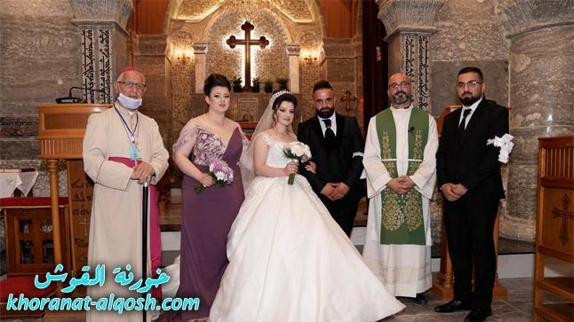 زواج مبارك ساكي & سمر