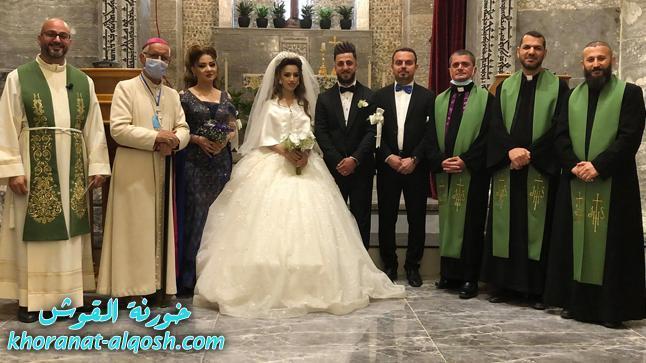 زواج مبارك مارسيل & لارسا