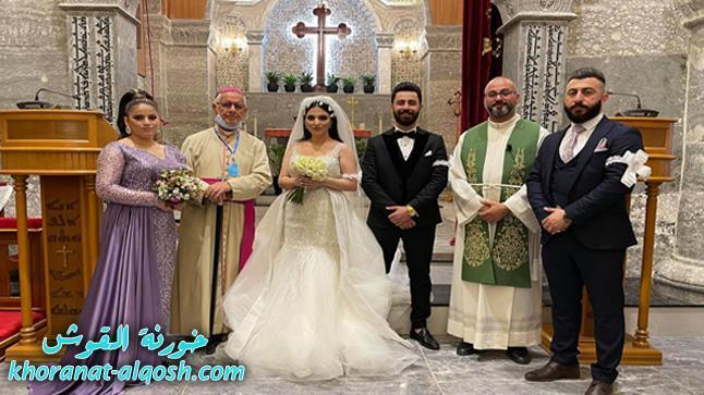 زواج مبارك رودي & اماندا