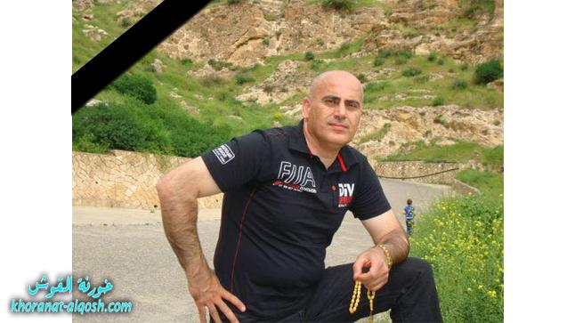 رقد على رجاء القيامة المأسوف على شبابه السيد بسام صادق عزوتي في دهوك