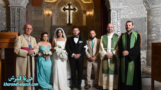 زواج مبارك ريفل & مسره