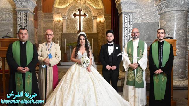 زواج مبارك فاضل & دانيا