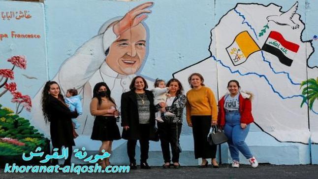 بطريرك الكلدان: لا خوف على أمن البابا