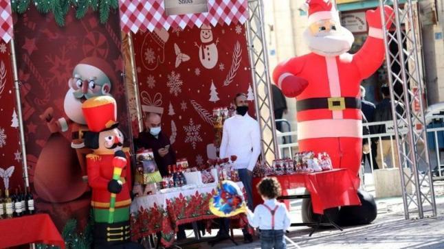 فيروس كورونا يغير احتفالات عيد الميلاد في بيت لحم