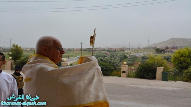 بالصور … ابناء شعبنا يحتفلون بعيد تذكار الربان هرمزد لليوم الثاني