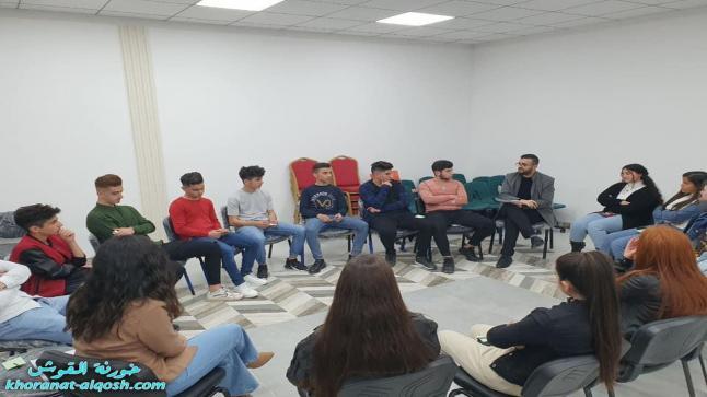 في أول لقاء معهم، شباب الاعدادية يجتمعون في القوش