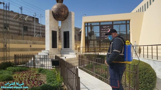 صور.. بغداد تهيئ كنيستين و تغلقهما لحين وصول البابا فرنسيس