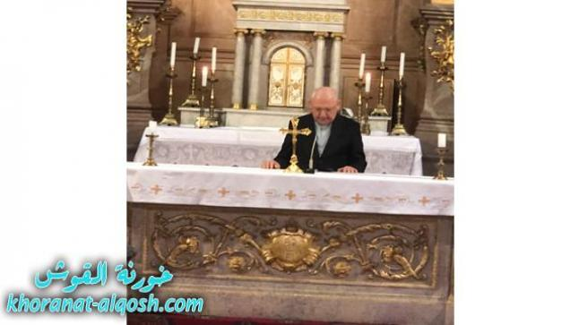 صلاة مشتركة من أجل مسيحيي الشرق في بودابست