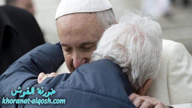 البابا فرنسيس للكهنة المُسنّين: الشيخوخة ليست مرضًا وإنما امتياز