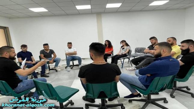 """لقاء الشباب الجامعي في القوش يقيم حلقة حوارية بعنوان """"نبذ خطابات الكراهية"""""""