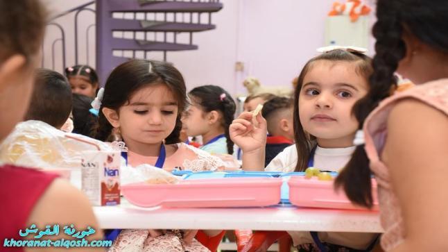 بدء العام الدراسي الجديد في روضة بيت الملائكة للطفولة في القوش
