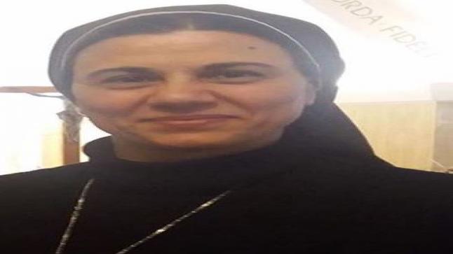 ألاخت الراهبة كارولين سعيد جرجيس شهارا