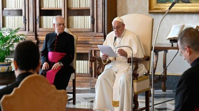 في مقابلته العامة مع المؤمنين البابا فرنسيس يتحدّث عن الصلاة من أجل وحدة المسيحيين