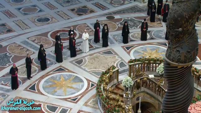بدء لقاء الصلاة والتأمل من أجل لبنان.. لنرافق هذا اليوم بالصلاة