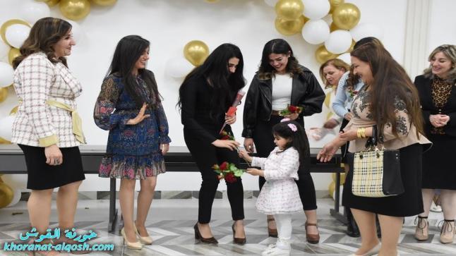 روضة بيت الملائكة تقييم احتفالية بمناسبة عيد الام في القوش
