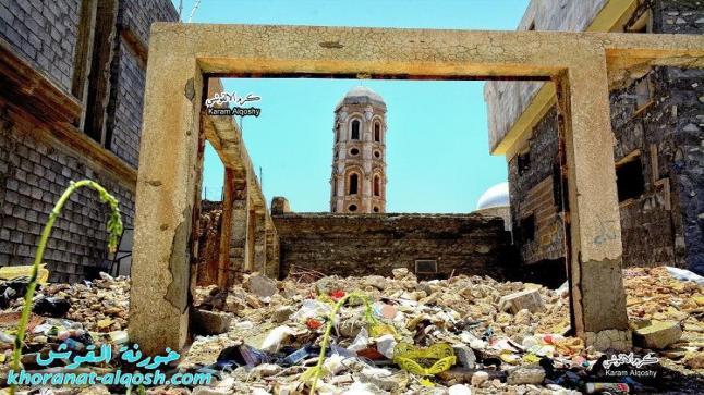 كنائس موصلية مدمرة ضمن حواضر لاعمارها بمنحة ال50 مليون دولار