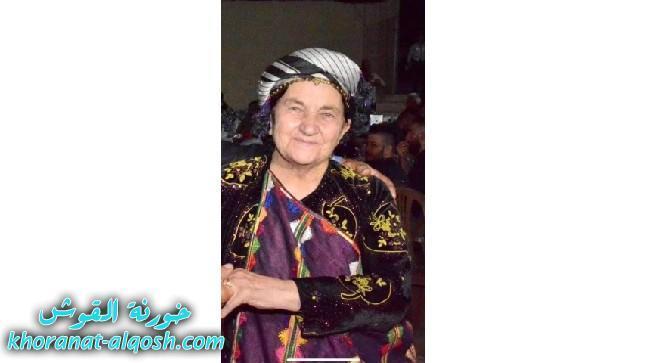 رقدت على رجاء القيامة السيدة شكري اسرائيل سيبانا في القوش