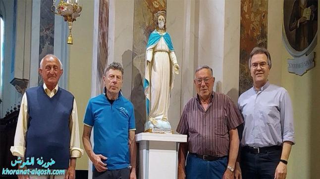 رحلة حج تمثال عذراء باطنايا في سهل نينوى إلى إيطاليا: رسالة غفران ومصالحة