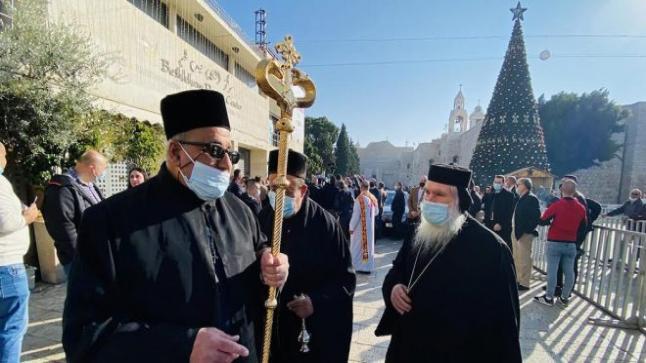 البابا يهنىء الكنائس الشرقية الكاثوليكية والأرثوذكسية بمناسبة عيد الميلاد