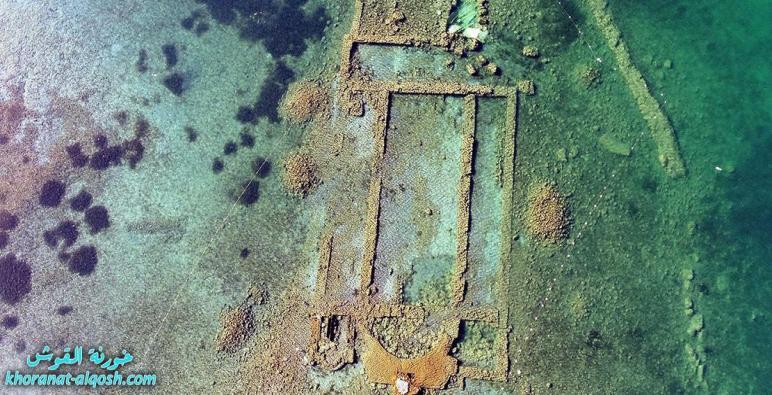 اكتشاف كنيسة غارقة في بحيرة تركية