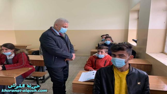 السيد عماد ججو يزور المدارس والمؤسسات التربوية في بلدات سهل نينوى