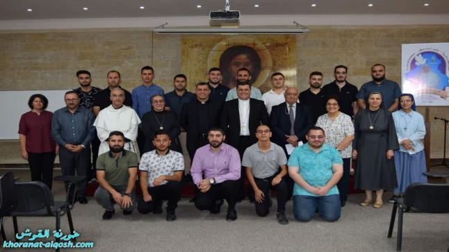 إفتتاح العام الدراسي لكلية بابل للفلسفة واللاهوت في عنكاوا