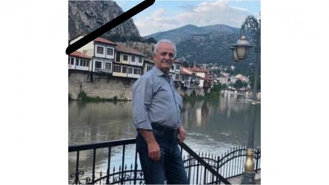 رقد على رجاء القيامة السيد كامل بطرس قيا في تركيا