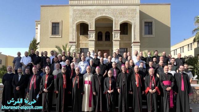 بيان صادر عن أساقفة وكهنة العراق الكلدان