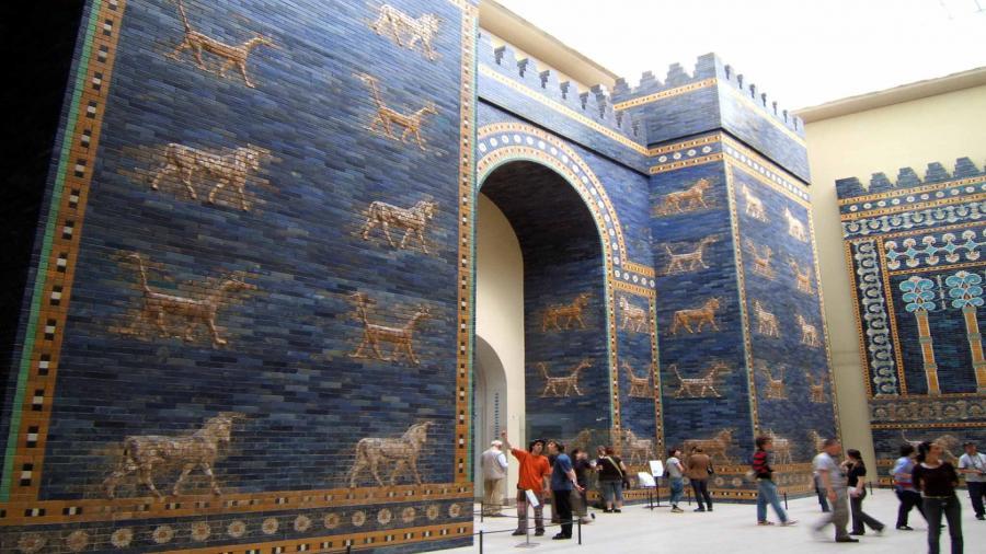 Ishtar_Gate_at_Berlin_Museum