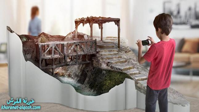 تصوير ثلاثي الابعاد لموقع معمودية السيد المسيح يتيح زيارته افتراضيًا
