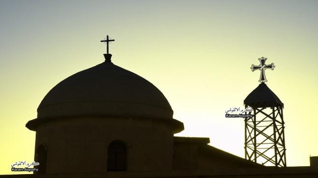 كنائس ألقوش ومعابدها