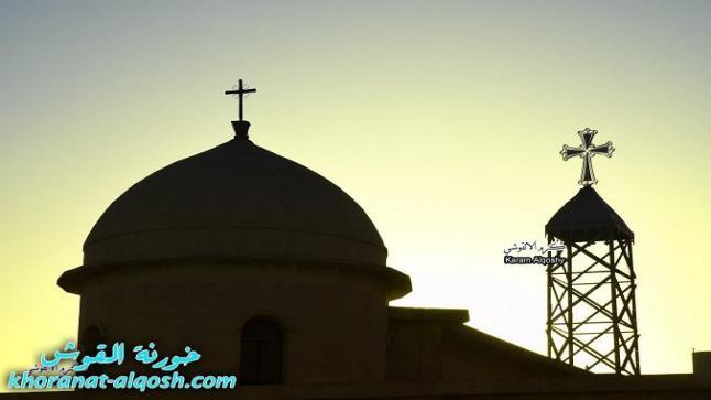 بواقع 209، قائمة بكنائس وأديرة الكلدان في العراق