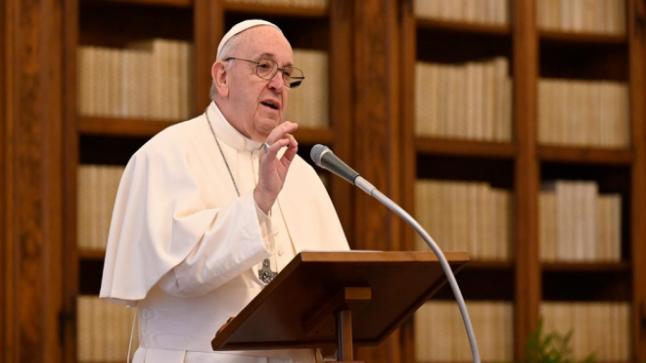 البابا فرنسيس: الله يدعو إلى الحياة ويدعو إلى الإيمان ويدعو إلى حالة معينة من الحياة