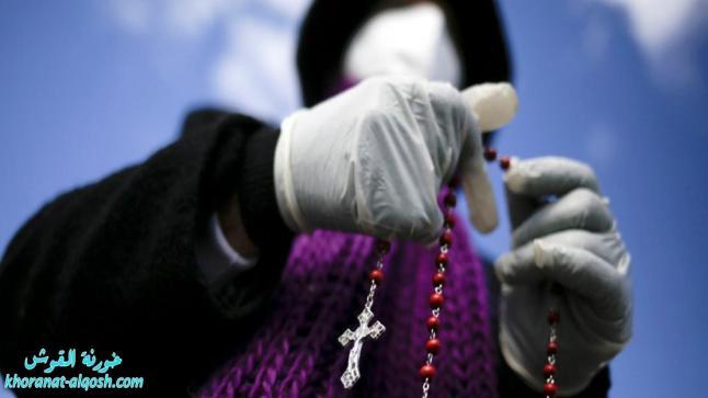 البابا فرنسيس يدعو إلى مبادرة عالميّة طوال شهر أيار المقبل للصلاة من أجل نهاية الوباء