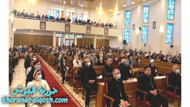 المسيحيين الشرقيين والغربيين يتبادلون الصلاة من أجل بعضهم البعض