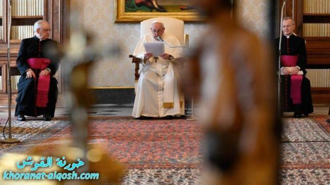 في مقابلته العامة البابا فرنسيس يتحدّث عن زيارته الرسوليّة إلى العراق