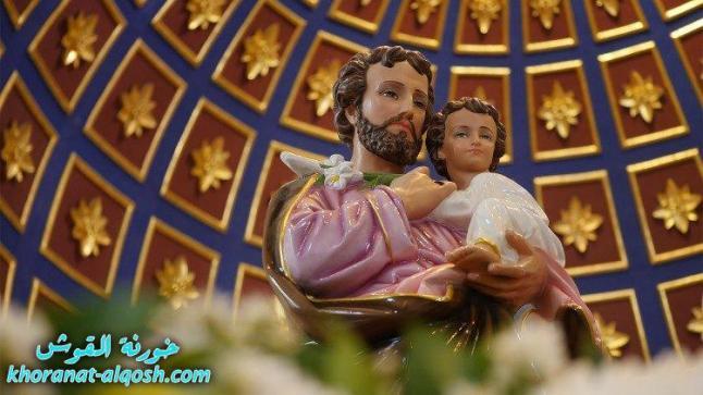 البابا فرنسيس يضيف سبعة ابتهالات إلى طلبة القديس يوسف