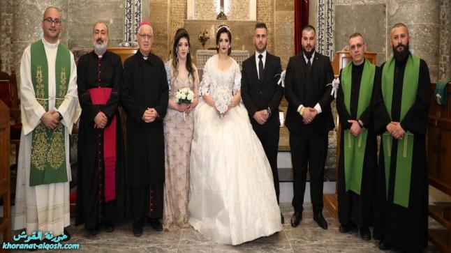 زواج مبارك طارق & مريم