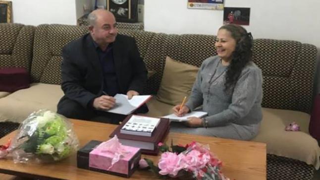 حوار مفصل مع الدكتورة كافي دنو القس يونان