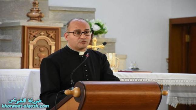 مراسيم درب الصليب للجمعة الثانية في كنائس القوش