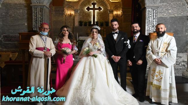 زواج مبارك رعد & شينا